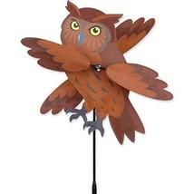 "Premier Designs PD21881 Brown Owl Spinner 17"" - $41.44"
