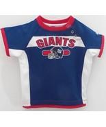New York Giants Shirt Reebok NFL 24 months Snap Top Short Sleeved Red Wt... - $12.19