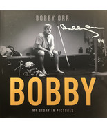 Bobby Orr Signed Book - Bobby: My Story In Pictures - $265.00
