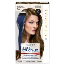 3 Pack - Clairol Permanent Root Touch-Up Hair Color Creme, 6A Light Ash ... - $24.74