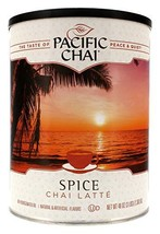 Pacific Chai Spice 3-pound Canister, Instant, Powdered - $38.62