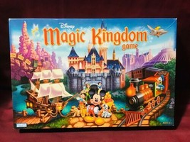 Disney Magic Kingdom Game Parker Brothers Board Game 2004 - $95.00