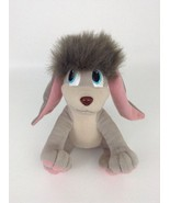 "Anastasia Pooka 12"" Applause Gray Dog w Flapping Ears Plush Toy Vintage ... - $18.66"
