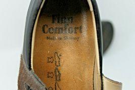 Finn Comfort Size 6.5 M Black Mary Jane Hook & Loop Comfort Orthopedic Shoes image 5