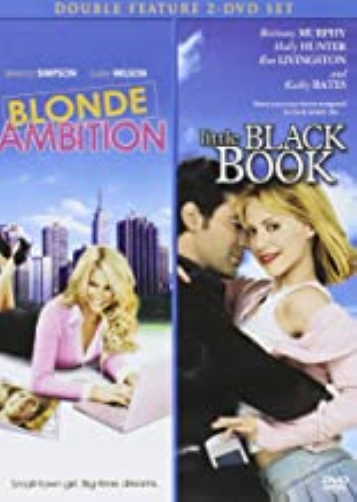 Blonde Ambition / Little Black Book Dvd
