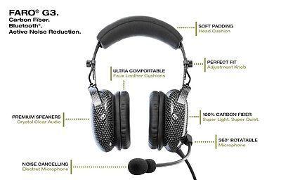 New Avcomm P2010 5/' Pilot Aviation Headset Splitter Cord Power 2 Headsets