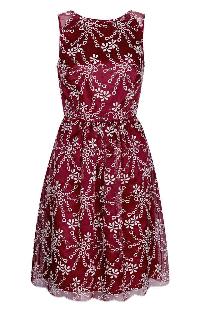 MONSOON Nadia Dress Size UK 16 BNWT