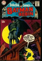 DETECTIVE COMICS #382-BATMAN AND ROBIN FN - $25.22
