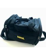 NRA Duffle Bag Black Fabric Gym Bag - $19.99