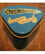 Vintage Allen and Ginter's Imperial Cube Cut Tin - $34.65