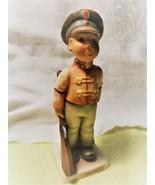 "1957 M.J. Hummel ""Soldier Boy""  - $55.00"