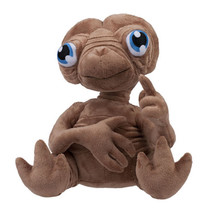 """Universal Studios Extra Terrestrial E.T. Cutie 10"""" Plush Toy New with Tags - $36.62"""