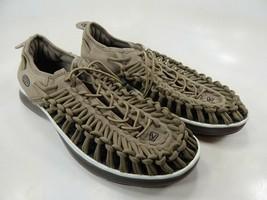 Keen Uneek o2 Size 9 M (D) EU 42 Men's Sport Sandals Shoes Brindle / Bungee Cord