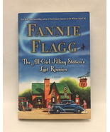 HC book The All-Girl Filling Station's Last Reunion by Fannie Flagg - $3.00