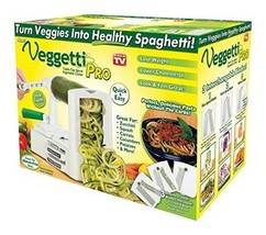 Veggetti - Pro Table Top Spiral Vegetable Cutter - $23.75