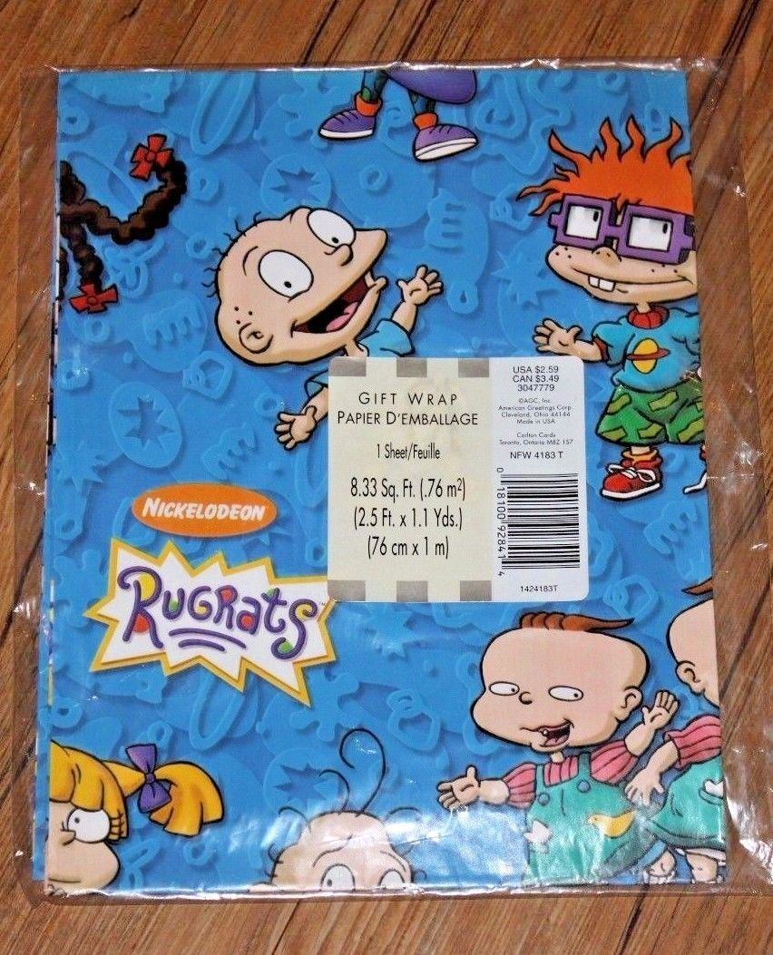 New Vintage Rugrats American Greetings Gift And 33 Similar Items