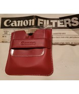 Vintage Hoya and Canon 52mm camera filters,  Diffusers - $30.50