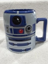 Disney Stores 20 oz STAR WARS Coffee Mug R2-D2 Cup -  EMPIRE STRIKES BACK - $24.95