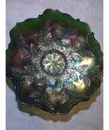 Carnival glass  Amethyst - $75.00