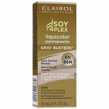 Clairol Professional Liquicolor 6N/86N Dark Neutral Blonde, 2 oz - $9.70