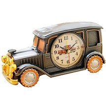 George Jimmy Creative Alarm Clock Fashion Wake Up Alarm Clocks - Vintage Car 02 - $23.39