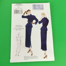 Vogue Pattern V8686 Size 14 16 18 20 Vogue Original Design 1930s Womans ... - $19.99
