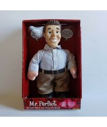 """Mr Perfect Animated Doll He Says What You Want to Hear DanDee 15.5""""  Wat... - $27.99"""