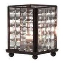 Hollowicks Clear Optic Large Panel Glass Lamp, 5 1/8 inch Height -- 1 each. - $19.15