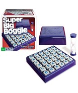 Super Big Boggle Word Scramble Board Game by Winning Moves - $20.85