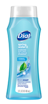 Dial Hydrating Body Wash, Spring Water, 3 Fl. Oz. Travel Size - $2.95