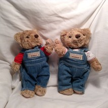 NEW American Adventure Hanna and Harry Herrington Teddy Bear