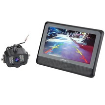 2.4G Wireless Car Rear View Camera System 7 inch TFT LCD Monitor CMOS Ca... - $169.99