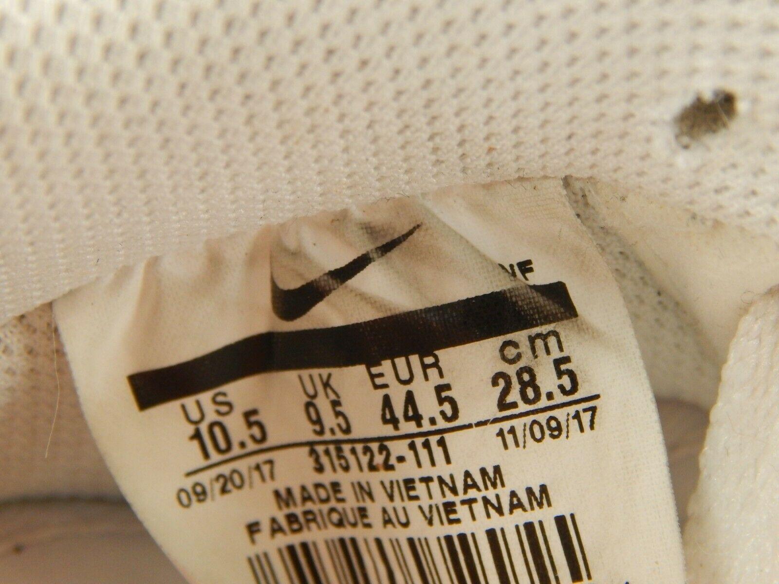 Nike Aeronautica 0.3m07 Taglia 10.5 M (D) Eu 44.5 Uomo Scarpe da Tennis