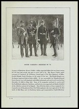 South Carolina Zouave Cadets Charleston Confederate Army Civil War Photo Print - $18.99