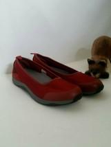 Lands' End Comfort Skimmers Slip-On Shoes Flats Women's Size 8B, UK 6, EUR 38.5 - $39.55