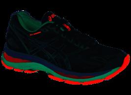 Womens Asics Gel-Nimbus 19 Running Shoe - Carbon/White/Coral [T750N 9701] - $121.99