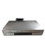 Sony SLV-D350P DVD Player/Video Casette Recorder - $60.39