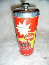 Vintage Coca-Cola Straw Holder - $30.51