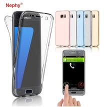 Nephy Case For Samsung Calaxy S8 S9 Plus S3 S4 S5 Neo S6 S7 Edge 360 Degree Full - $13.95