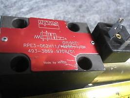 HYTOS RPE3-062H11/01200E1 DIRECTIONAL VALVE  image 2