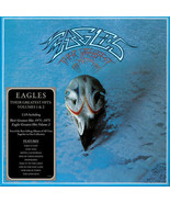 The Eagles  ( Their Greatest Hits Volumes 1 & 2 )  CD - $14.98