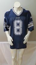 Dallas Cowboys Jersey (Vintage) - Troy Aikman # 8 - By Starter - Men's Large - $79.00