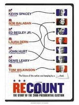 DVD - Recount: The Story Of The 2000 Presidential Election DVD  - $7.08