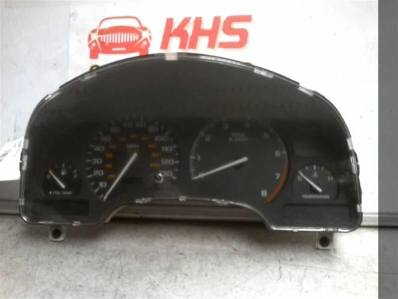 Primary image for Speedometer US DOHC Cluster Fits 00-01 SATURN S SERIES 145310