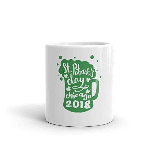 St Patricks Day Mug, St Patricks Day Gift, Southside Irish Coffee Mug, 11oz - $14.95