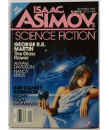 Isaac Asimov's Science Fiction Magazine September 1986 Volume 10 Number 10 - $3.99