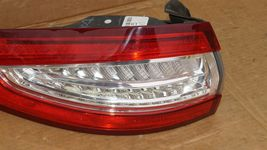 13-16 Ford Fusion LED Taillight Light Lamp Driver Left Side LH image 3