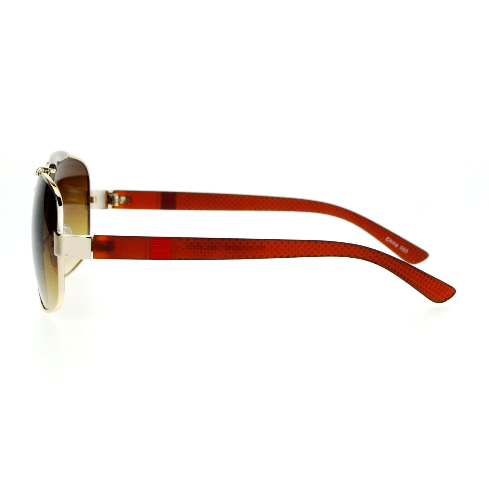 Vintage Top Bar Square Navigator Sunglasses Unisex Designer Fashion UV 400