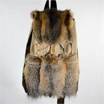 AuSable Brand Fur Traveler's Grey Fox Backpack - €353,15 EUR