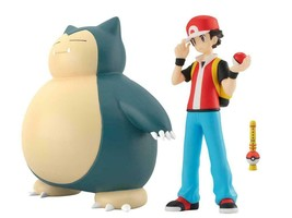 POKEMON: Scale World Red & Snorlax & Poke Flute Limited Edition Set - BANDAI - $158.35